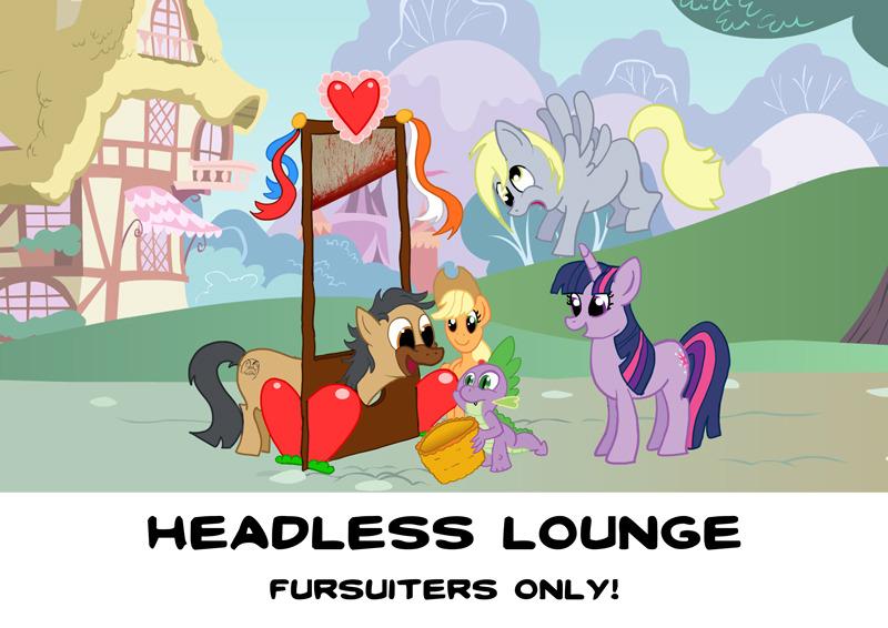 The Headless Lounge
