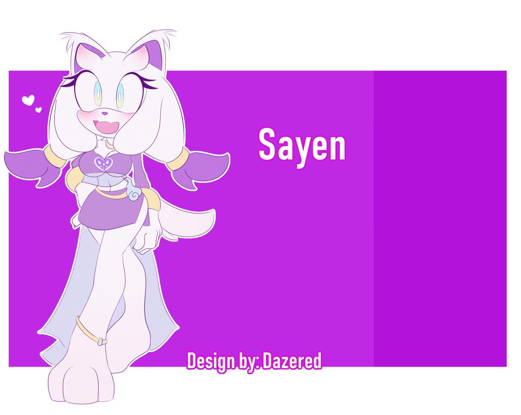 Sayen the Hybrid by Dazered
