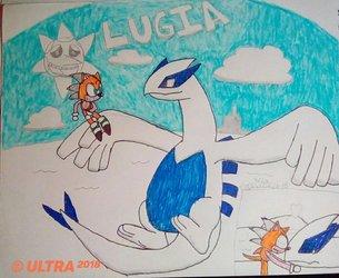 Ultra & Lugia (unfinished)