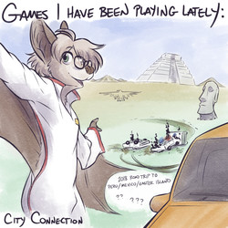 Games I Have Been Playing: City Connection