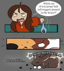 Poop Monsters!