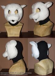 Toony Otter Mask Base