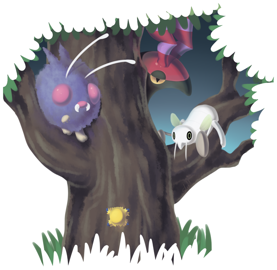 Pokemon Daily 13: Bug