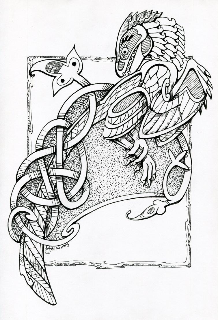 :Commission: Celtic Littlerock