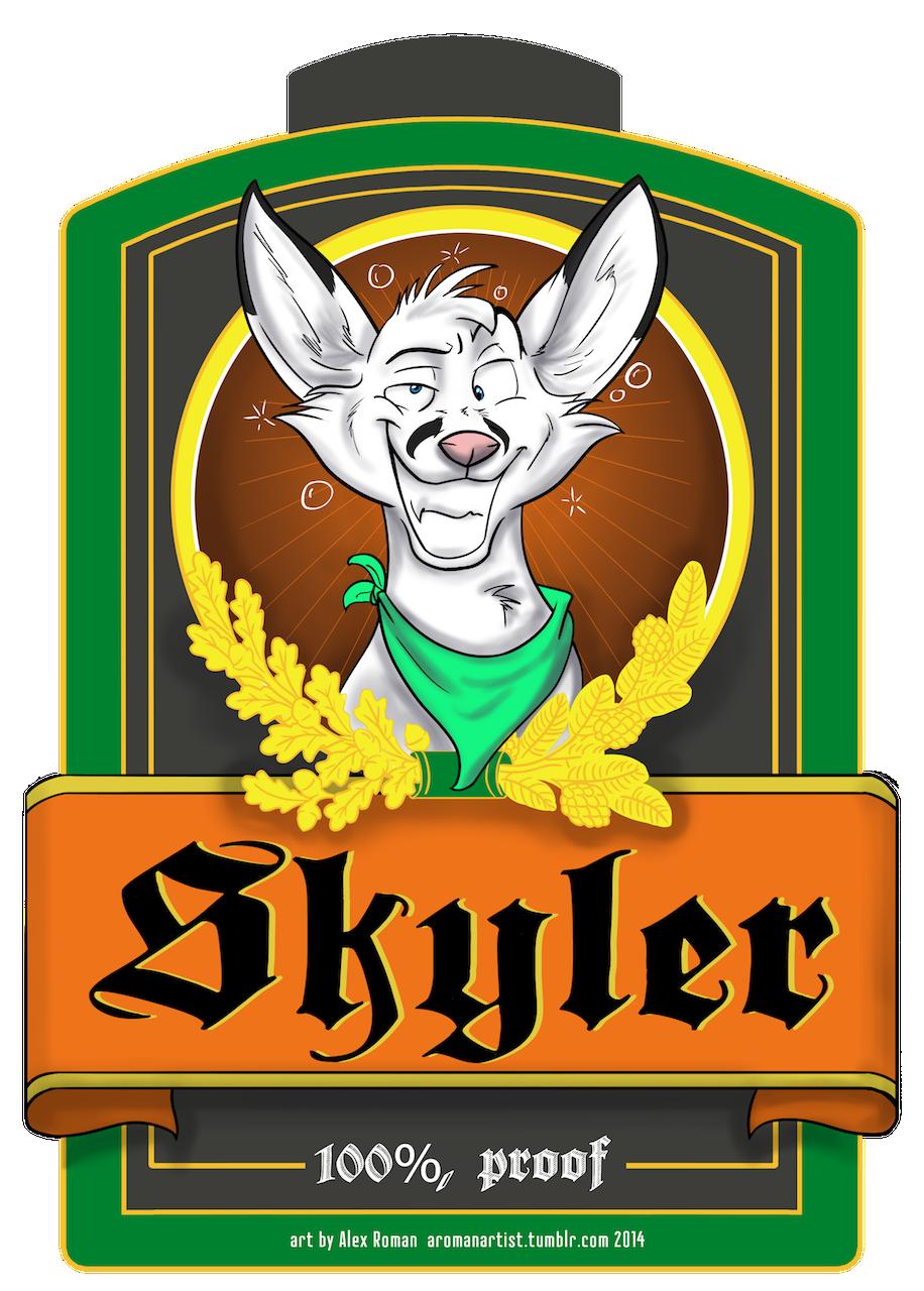 Most recent image: Skyler Badge