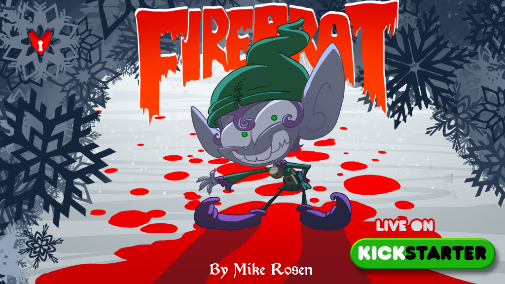 FIREBRAT Kickstarter