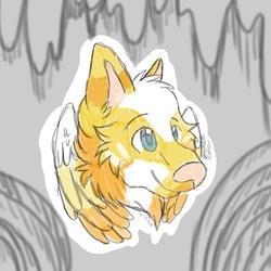 Sketch for batterywolf