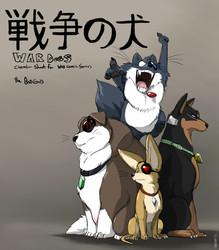 WAR DOGS the villens