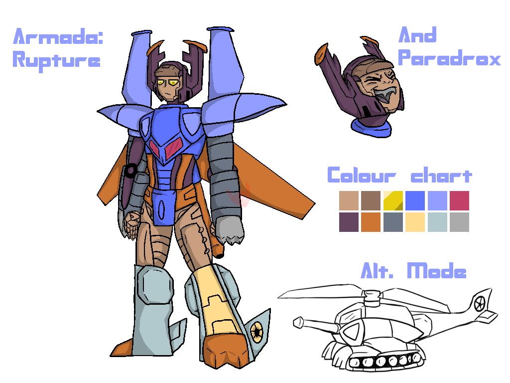 Armada: Rupture and Paradrox