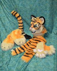 Dalan Tiger Partial