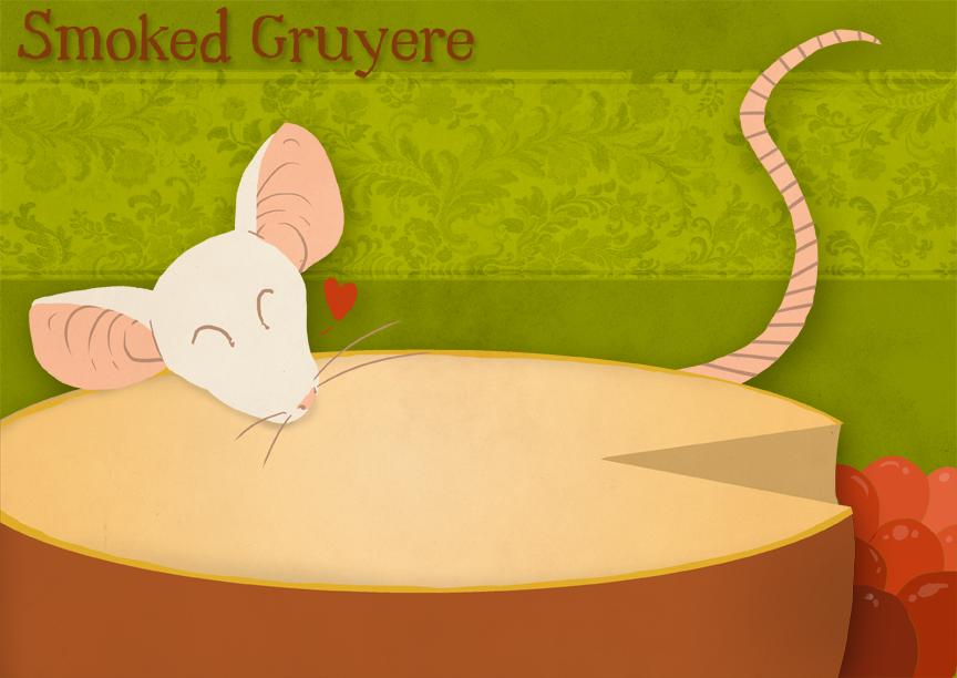 Gruyere Mouse!