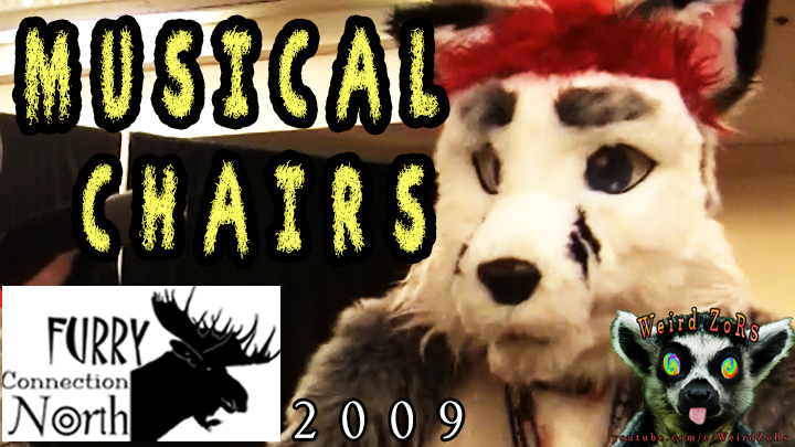 Musical Chairs with Furries Fur Moments FCN 2009