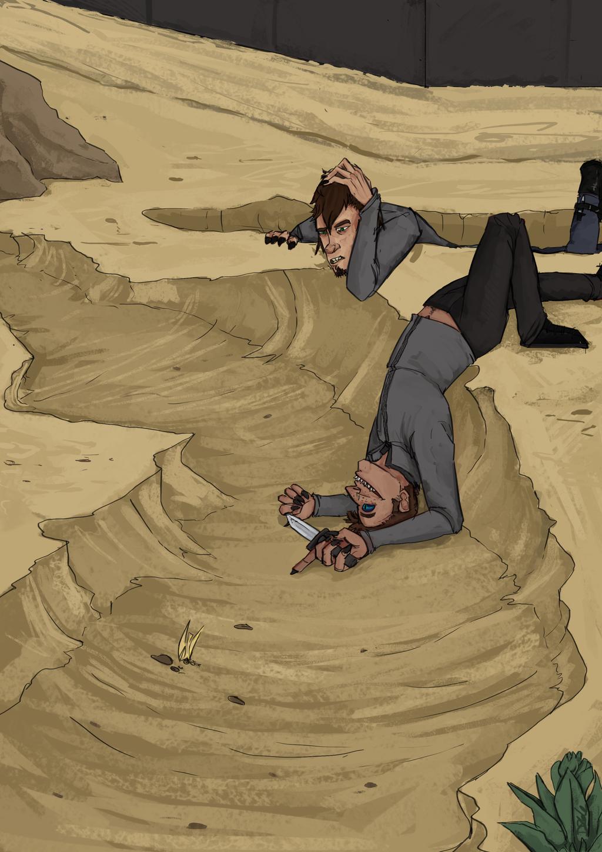 2 idiots 1 wasteland