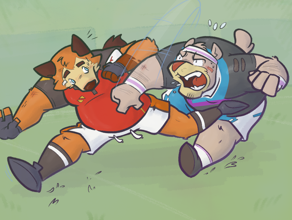 Rugby Rivals II