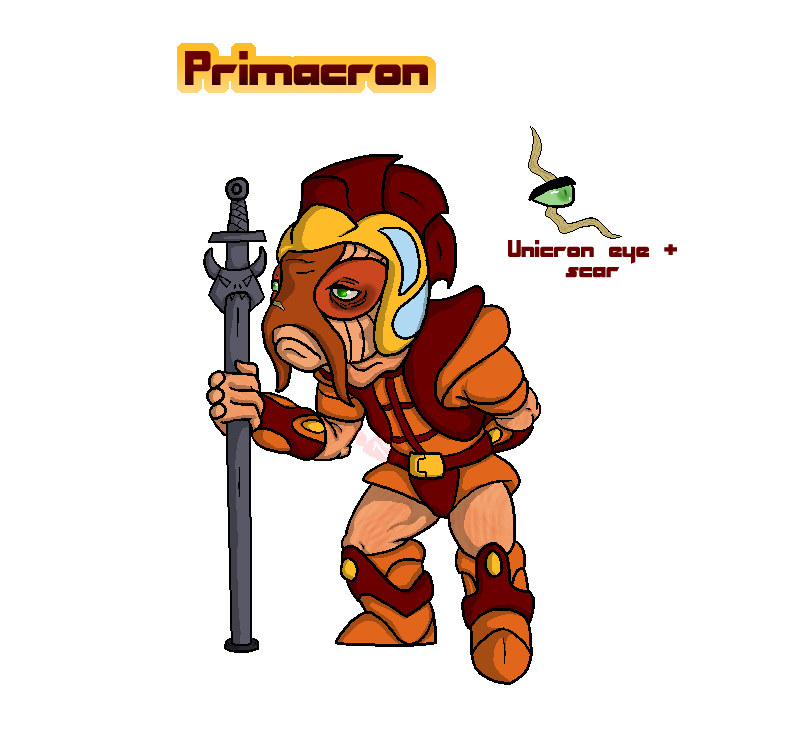 Primacron