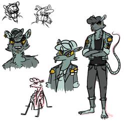 rat dood