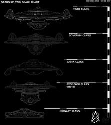 Tiger Class Starship - Sheet 3/5