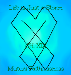 Life is Just a Storm- Chapter 19- Mutual Faithlessness