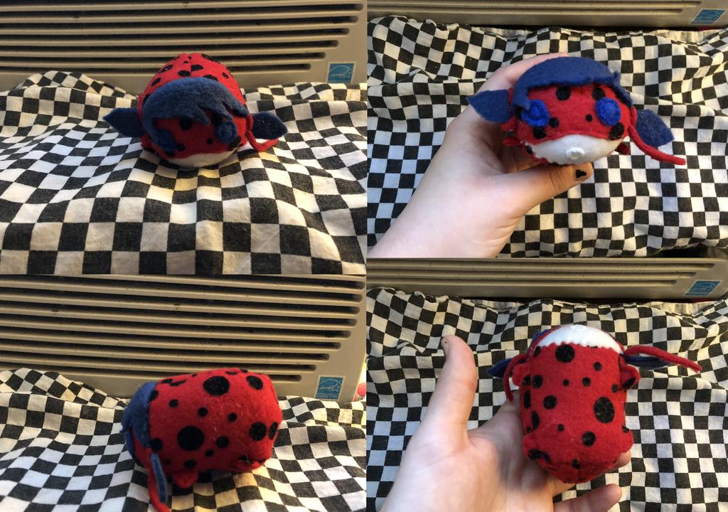 Miraculous Ladybug Tsum made for myself