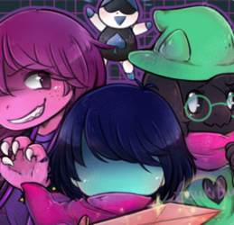 [M] Deltarune (The Fun Gang is Ready to Party)