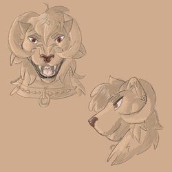 [C]QuirkyKisa Sketches