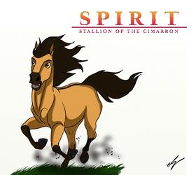 Run spirit, Run!