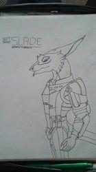 Sgt Slade