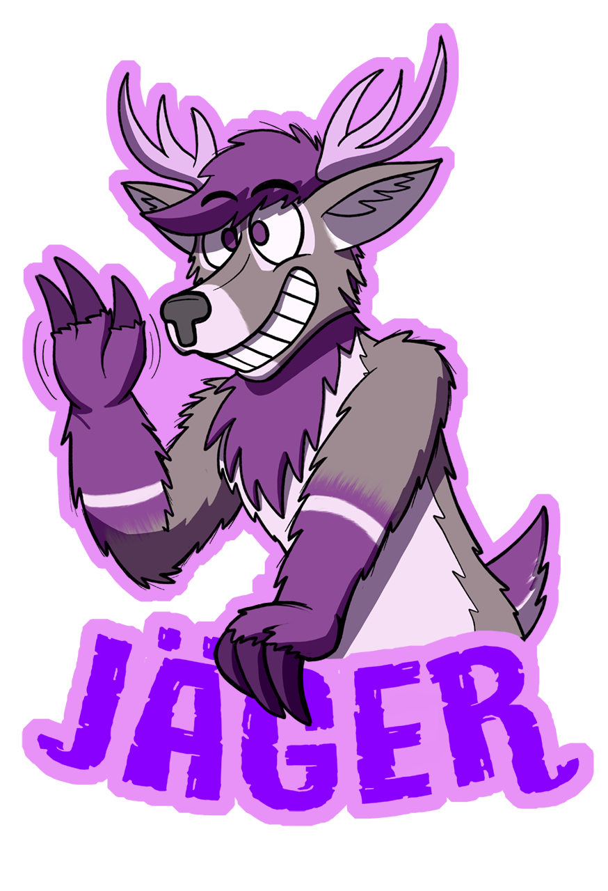 MFF 2018 badge commission for rd924!