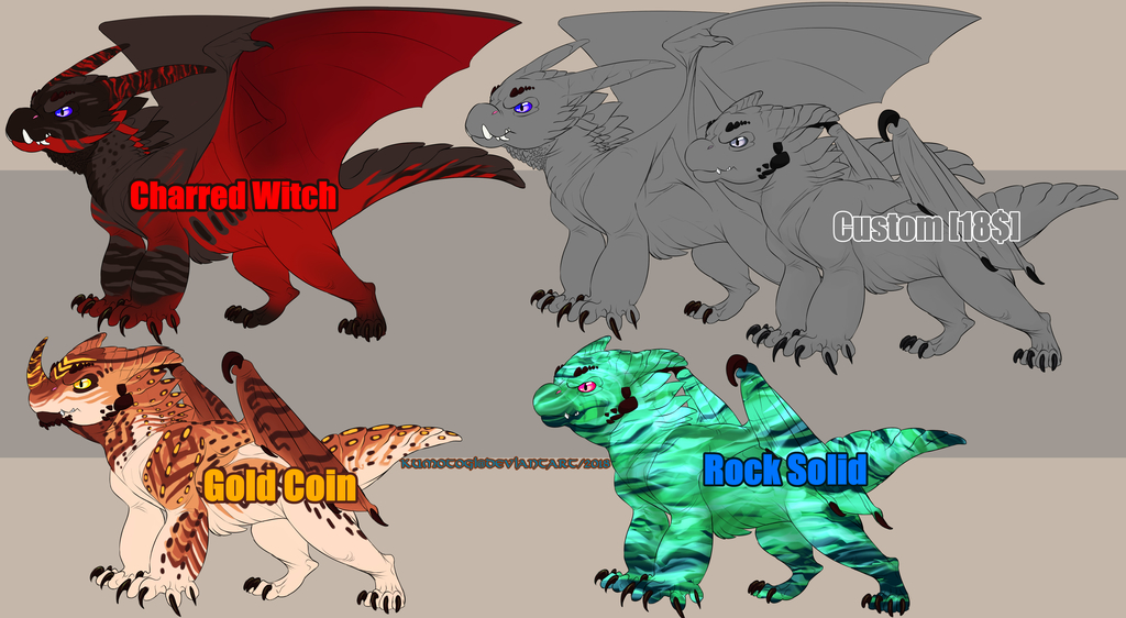 Design Adopts Auction [PAYPAL]4 [OPEN]