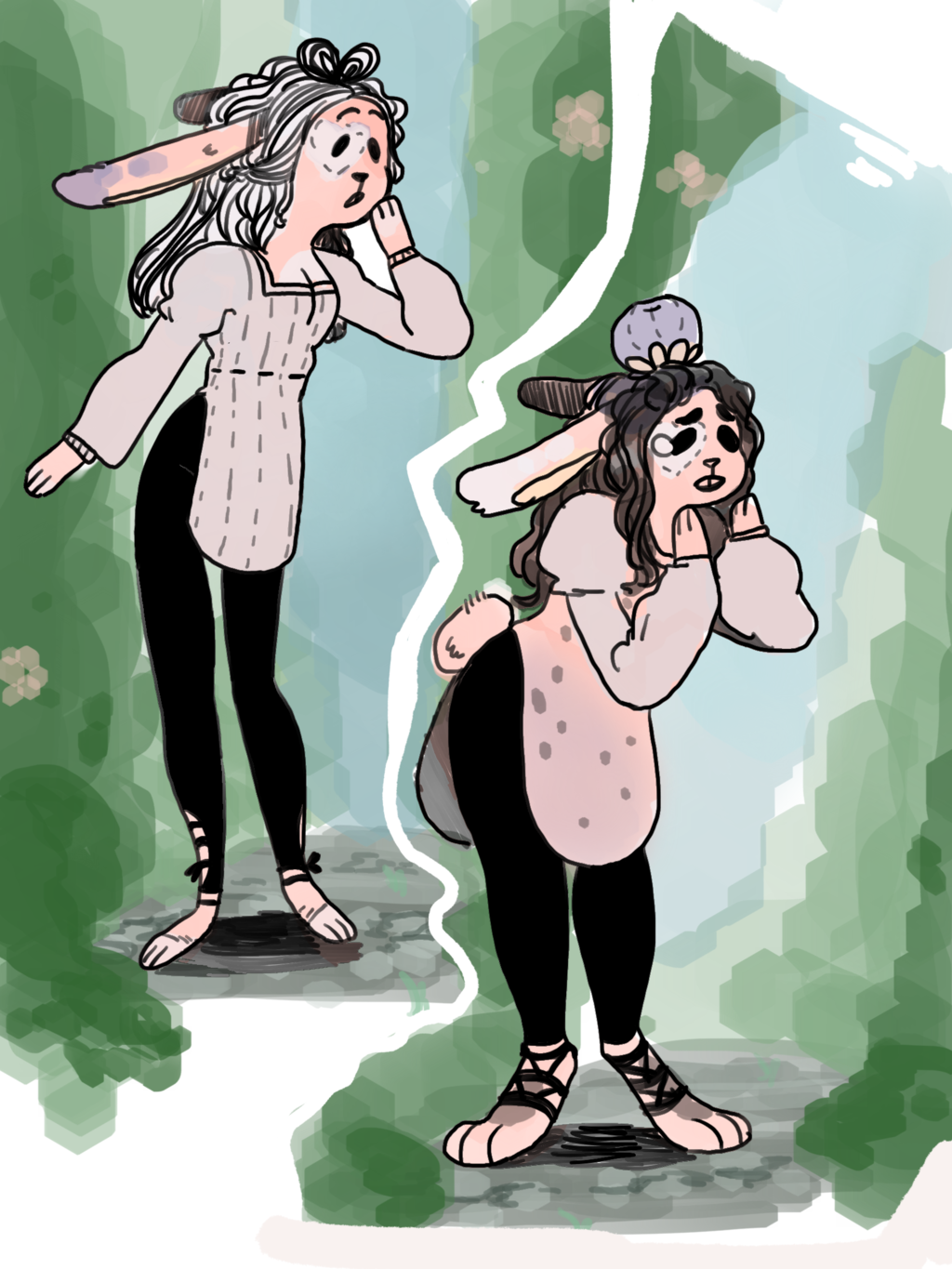 Most recent image: Blossom Bunny
