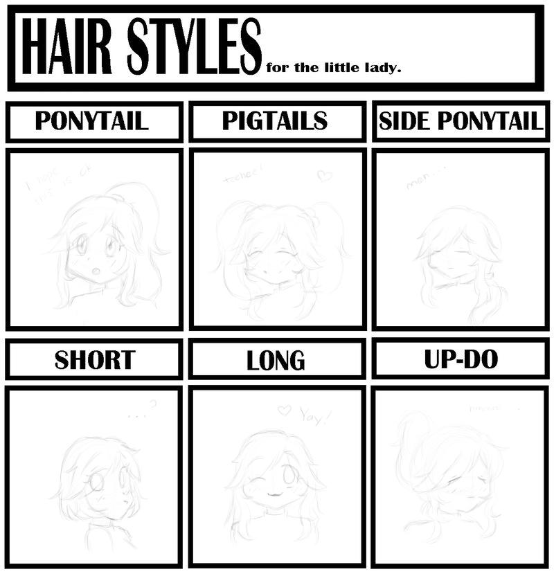 Meme: Hairstyle Meme