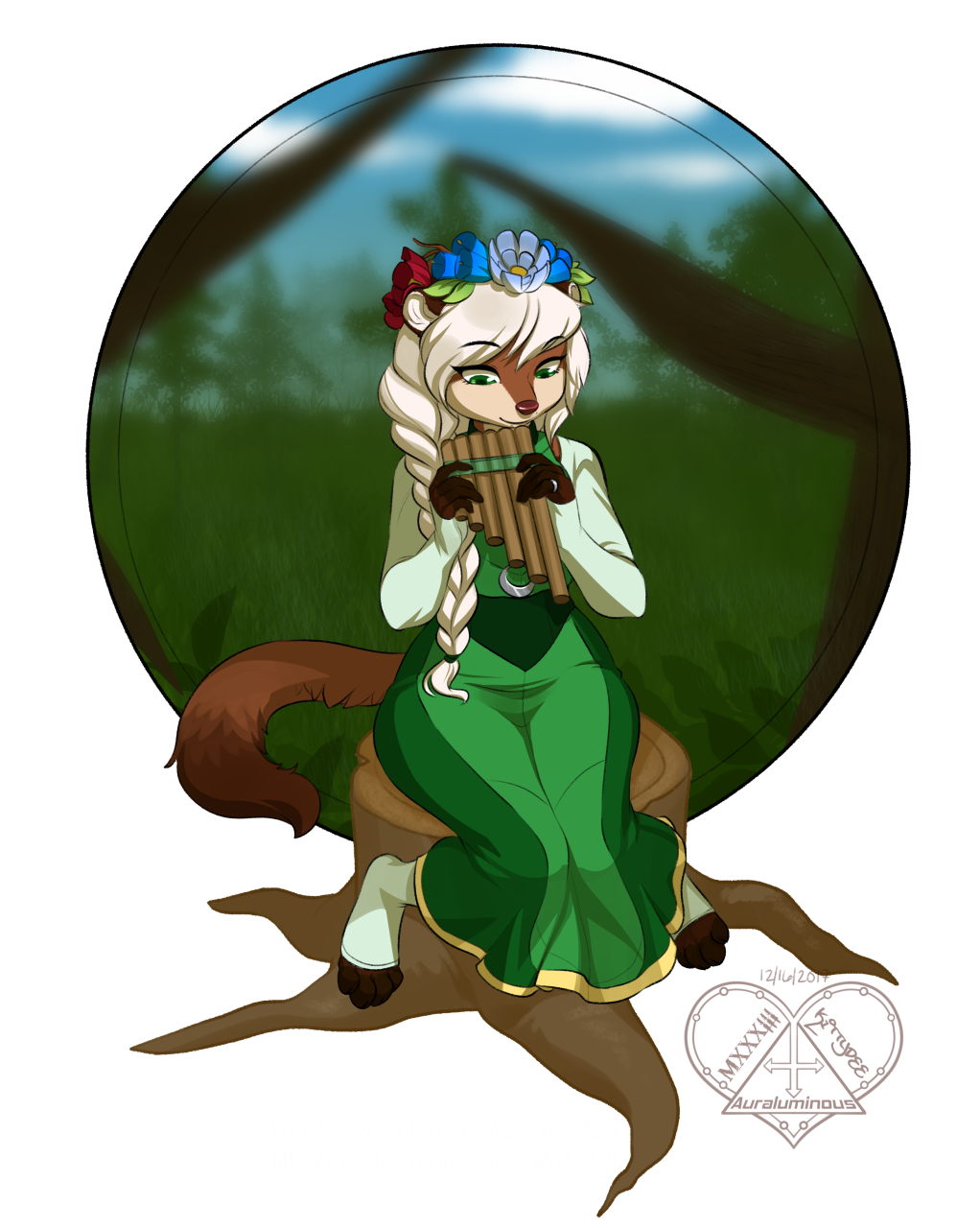 [C] Song of Peace