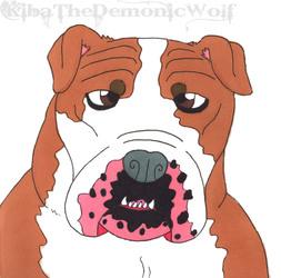 Bunch of Doggos - Bulldog