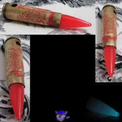 Red Wolf 7.62 w/Blue Glowing Red Bullet