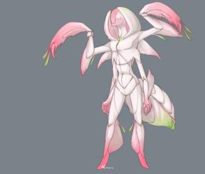 Monster: Mantis