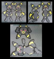 Umbreon Ragdoll (Original Pattern)