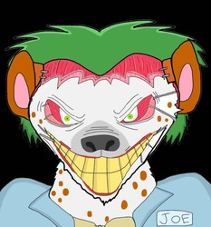 Death of the family new 52 Joker yeena