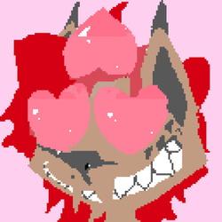 Pixel Art : Love