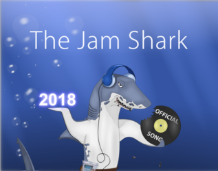 The Jam Shark - Deep Sea Wonders (Official Song) ©