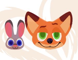 Tiny Zootopians