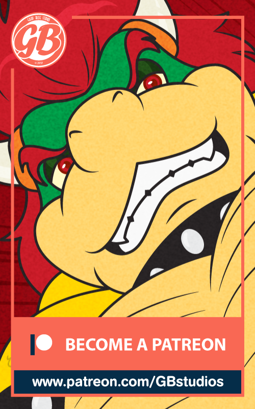 Most recent image: Patreon Preview - Big Bowser