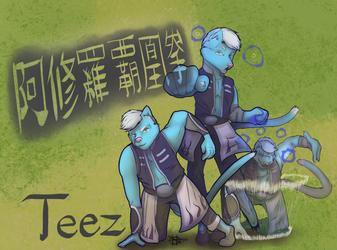 teeze RO full