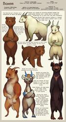Baxem - Species Info