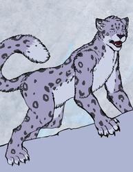 [Sequence]-Wereleopard 5/8