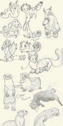 Sketchy Sketches #3