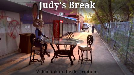 [video] Judy's Break