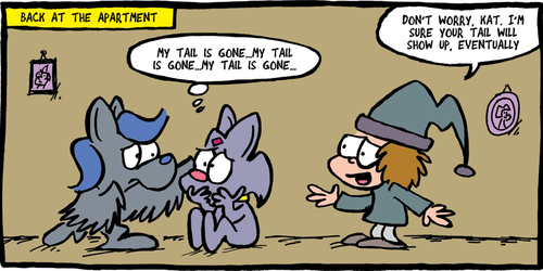 THE FUZZY PRINCESS (9-15)