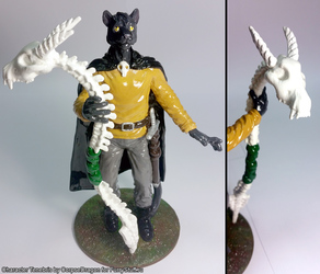 Tenebris from our workshop