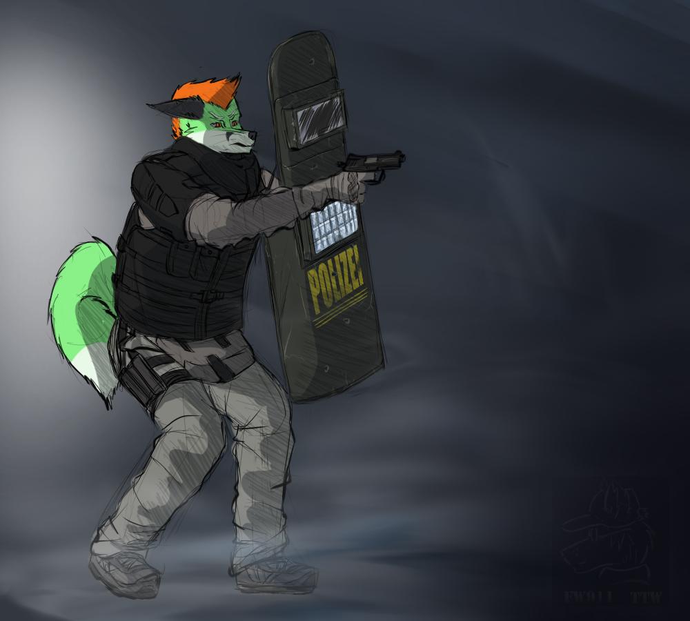 Flash Fox