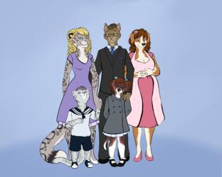 The Lansdowne-Abrahams Family